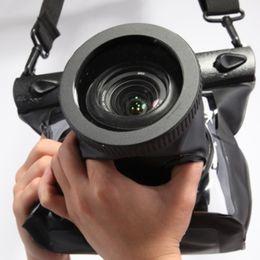 $enCountryForm.capitalKeyWord Australia - Centechia 20 Meters Underwater Diving Camera Housing Case Pouch Dry Bag Camera Waterproof Dry Bag for Canon Nikon DSLR SLR