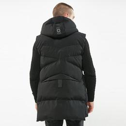 Chinese  Beautiful Man Hat Fashion Keep Warm Long Fund Loose Male Autumn Jacket Winter Coat Men manufacturers