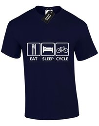 $enCountryForm.capitalKeyWord NZ - EAT SLEEP CYCLE MENS T SHIRT BIKE CYCLING CYCLIST TOUR DE FRANCE TOP S- 5XL