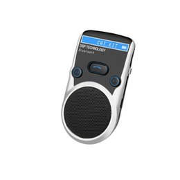 China YOUCHUANGMEI G3 Solar Bluetooth handsfree car kit Call ID LCD English Display bluetooth speaker cheap solar bluetooth handsfree car suppliers