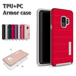 Wholesale cellphone cases resale online - 2 in tpu pc hard armor case cellphone protector anti sweat anti fingerprint shockproof protector back cover for iphone X XR XS MAX