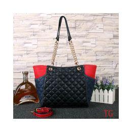 0410d7bf560 Vintage designer hand bags online shopping - designer handbags chain  shoulder lingge style designer bags large