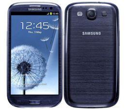 $enCountryForm.capitalKeyWord Australia - Original Unlocked Samsung Galaxy S3 i9300 Cell Phones Android Mobile Phone Quad core 4.8 INCH IPS 8MP WIFI Refurbished phone