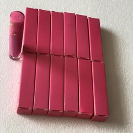 Long Lips online shopping - Matte Liquid Lipstick Makeup Waterproof Long Lasting Brand Beauty Lip Gloss Colors Cosmetics Limited Edition