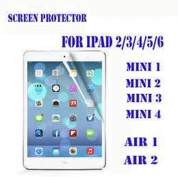 $enCountryForm.capitalKeyWord NZ - Clear LCD Screen Protector Cover Guard Film + Cloth for iPad 9.7 2 3 4 5 6 Air 1 2 Mini