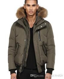 $enCountryForm.capitalKeyWord Australia - Men's Down jacket WINTER MAC-HAR-F4-A202 Down & Parkas Brand Real Raccoon Fur Collar White Duck Outerwear & Coats WITH FUR HOOD