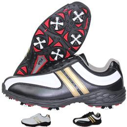 3bcb72f437 2018 Frete grátis novo Autêntico marca de golfe sapatos masculino japonês  marca de golfe sapatos masculinos pretos Promoção Men s golf shoes