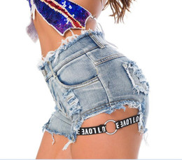 c48c246be60bd Skinny Swimwear online shopping - new Women Jeans Shorts Denim pants Sexy  Bikini beach swimwear summer