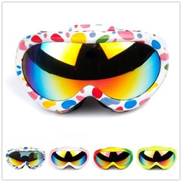 $enCountryForm.capitalKeyWord Australia - Snow Ski Goggles Kids Snowboard Glasses Spherical Dual Lens UV400 Anit Fog Children Boys Girls Skiing And Snowboarding Eyewear