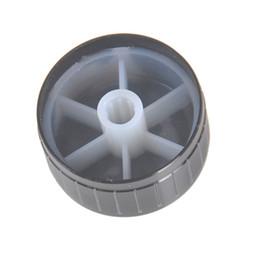 $enCountryForm.capitalKeyWord UK - 1Pcs 34*17mm Potentiometer Volume Control Rotary Knobs Black Knurled Shaft Random