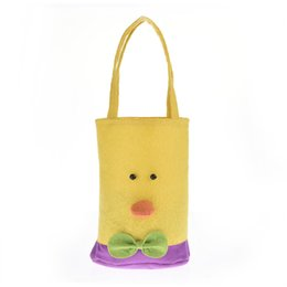 Easter egg chickens australia new featured easter egg chickens wholesale easter chick felted wool gift candy bag lovely chicken easter day candy handbags cartoon portable gift bag egg bags for kids negle Image collections