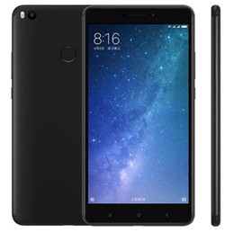 Mi phone inch online shopping - Refurbished Xiaomi Mi Max2 Max Unlocked Cell Phone Octa Core GB GB MP Inch Dual Sim Fingerprint
