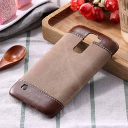 Lg G4 Cell Phone Cases Australia - Jeans PU Leather Cell Phone Case Simple designed phone cover for LG G3 G4 G5 K4 K7 K8 free shipping