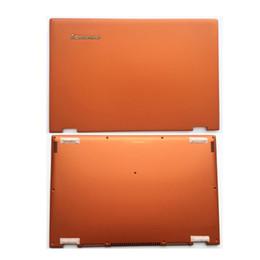 "$enCountryForm.capitalKeyWord NZ - Original NEW 13.3""Laptop Lcd Rear Lid For Lenovo Yoga 2 Pro 13 Back Chassis Cover Top Shell Bottom Base Lower Case Silver Orange 90204386"