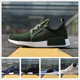 e490c3a94135d New 2018 NMD XR1 PK Running Shoes Cheap Sneaker Primeknit Zebra Shadow  Noise Duck Camo Core Black Fall Olive Ultra Boost Jogging Shoes