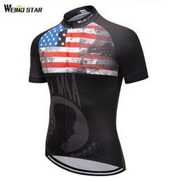2018 USA summer style Cycling Jersery Men mtb bike jersey shirt top ropa  ciclismo mtb short sleeve pro team clothing sportswear b4613b9f3