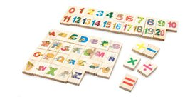 $enCountryForm.capitalKeyWord Canada - Multi-functional learning box DX26 alphabet arithmetic Domino double-sided magnetic drawing board blackboard puzzle toy 0.95