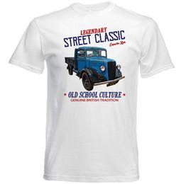 $enCountryForm.capitalKeyWord Australia - VINTAGE BRITISH TRUCK MORRIS LC3 - NEW COTTON T-SHIRTtop free shipping t-shirt