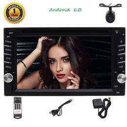 $enCountryForm.capitalKeyWord Australia - Android6.0 Quad Core 6.2'' Double 2Din in Dash Car DVD Player Automotive Car Stereo Radio Multi-touch Screen GPS Navigation CD Player