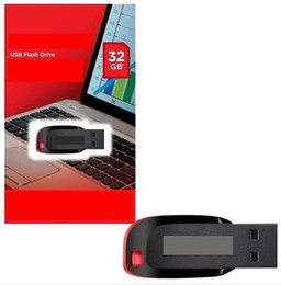 U Disk 128gb Flash Drive NZ - 2019 Hot Selling Real Capacity USB Flash Drives 4GB 8GB 16GB 32GB 64GB 128GB USB 2.0 Memory Sticks Plastic U Disk Memory Stick High Speed