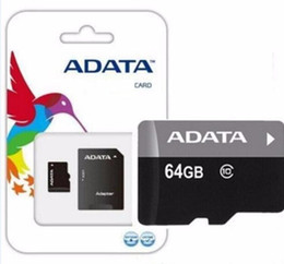 Chinese  Brand New ADATA 100% Real Full Capacity Genuine Class 10 TF Memory Card 4GB 32GB Flash Card for Smart Phones Tablets Netbooks Free Shipping manufacturers