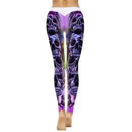 Yoga Pants Leggings Canada - Women Sport Leggings Yoga Pants Black High Waist Elastic Running Fitness Slim Sport Pants Gym Leggings for Women Trousers #2J09
