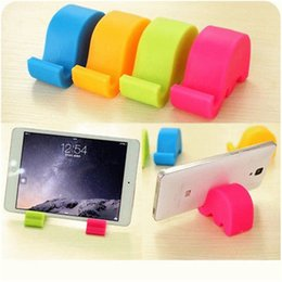 Office & School Supplies Cell Phone Stand Cute Elephant Phone Stand Tablet Desk Bracket With Pen Pencil Holder Compatible Smartphone Desk Decoration Mu Reputation First