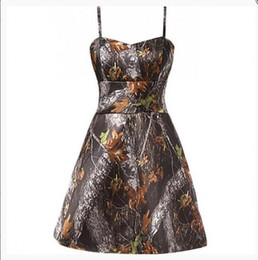 camo ball gowns Australia - camo Vintage 1950's Ball Gown Tea-length Short Prom Evening Dresses Gowns Real picture Spaghetti straps Christmas Party Dress