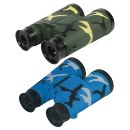 Camping & Hiking Creative 4x30 Plastic Children Binoculars Pocket Size Telescope Maginification Outdoor Camping Tools Bird Watching Kids Games Scope Gifts Sports & Entertainment