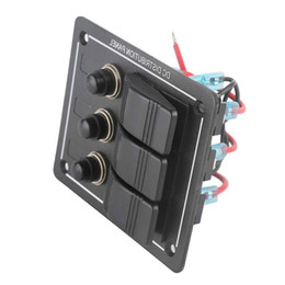 Waterproof Switch Panels Online Shopping | Marine Switch