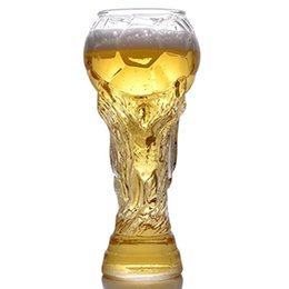 $enCountryForm.capitalKeyWord UK - Creative Beer Mug Unique Design Crystal Cup Boots Design Beer Glass Cocktail Cup Club Stein Football Russia World Cup