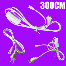 Discount wire light socket - LED Lamp connecting wire, Ceiling Lights,Daylight LED integrated tube cable linkable cords for LED Tube Holder Socket Fi