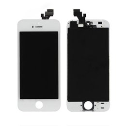 $enCountryForm.capitalKeyWord NZ - Screen Replacement for iphone 5 LCD Display Repair Parts (OEM Ori) Black White