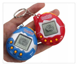 $enCountryForm.capitalKeyWord Australia - Hot Sell Tamagotchi Electronic Toys Beyblade Christmas Gifts Retro Virtual Pet 49 In 1 Cyber Pets Animals Toys Funny Tamagotchi Kids
