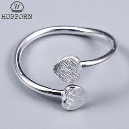 Simple Girls Ring Australia - 925 Sterling Sier Heart Ring Handmade Smooth Prevent Allergy Simple Finger Rings For Girls Sterling Sier Wedding Jewelry