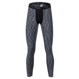 Yoga Men Sport Pants NZ - Sports fitness running trousers men comfortable quick-drying yoga pants breathable sports pants leggings yoga male trousers