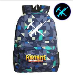 2e2d99da92 Fortnite Battle Royale Sky sacs à dos sacs d'école pour adolescents filles  et garçons cartable impression sac à dos étudiant sacoche hu88