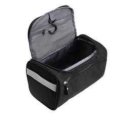 travel accessories wholesale UK - Hanging Travel Toiletry Bag Organizer & Bathroom Storage Dopp Kit with Hook for Travel Accessories Toiletries Shaving & Makeup