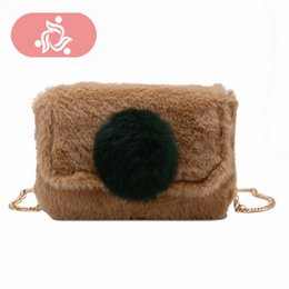 Day Clutches Faux Fur Women Bag Designer Envelope Evening Party Bags Fur  Ladies Hand Bag Purse Crossbody For Women 2018 Sac 04105978a5376