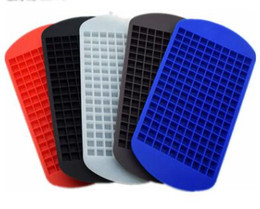 $enCountryForm.capitalKeyWord UK - Fashion Silicone Ice Maker Mold Mini Square Shape 1cm Silica Gel 160 Grid Cube Tray Molds Ice Chocolate Baking