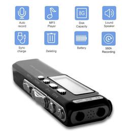 Flash Drive Stereo Australia - 8GB mini Recorder 3 in 1 USB Flash Pen Disk Drive Digital Audio Voice Recorder Dictaphone 3D Stereo MP3 Player