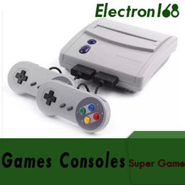 Games 64 Bit NZ - 16 Bit Super Mini SFC Game Console Entertainment System 64 Classic Games For SNES with 2 Controllers 16pcs