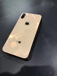 For iPhone X Like XS Style AAA Hight Quality Back Rear Cover Battery Housing Door Chassis Middle Frame from value iphone manufacturers
