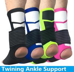 Ingrosso Anti Sprain Sport Caviglia Supporto Equitazione Equipaggiamento protettivo Basket Proteggi caviglia traspirante Malleolo spago Caviglia Prodotto # CC01