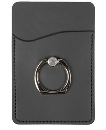 Universal Smartphone Wallet Australia - High Quality OEM PU Leather Business Credit Name Id Card Holder Case Wallet Key Ring Credit Card Holder Leather Bag Cover For all Smartphone