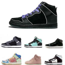 pretty nice 1ac99 bb9af Fuerzas de venta Hombres Mujeres Low Cut one 1 zapatos Blanco Negro Dunk sb  Deportes Zapatillas de skate Zapatillas de deporte clásicas de aire alto  punto ...