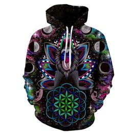 Men's Clothing New Hoodies Sweatshirt Monkey Letter Printing Men Women Hoodies Casual Sweatshirts Plus Size Hip-hop Comfortable Hooded Wy036