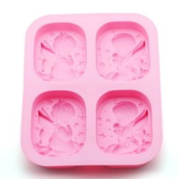 $enCountryForm.capitalKeyWord UK - Candy Fondant Clay Soap Silicone Cake Mold Decorating Making Silicone Cake Mold for Cake Making Tool Kitchen Tool High Quality