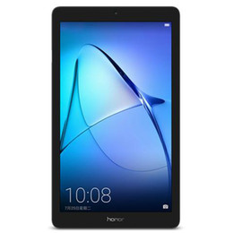 "android touch pad tablet pc UK - Original Huawei Honor Play 2 MediaPad T3 Tablet PC WiFi 2GB RAM 16GB ROM MTK8127 Quad Core Android 7.0"" 5 Points Touch Smart Tablet PC Pad"
