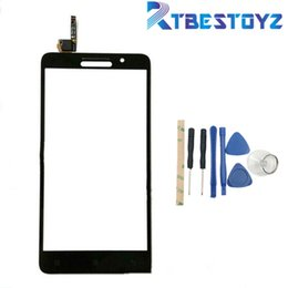 "Lenovo Touch Screen Replacement Australia - 5.5"" Replacement High Quality For Lenovo A616 A5800 Touch Screen Digitizer Sensor Outer Glass Lens Panel"